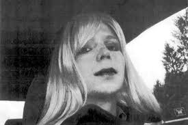 The woman formerly known as Bradley Manning.